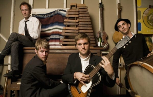 Cold War Kids Feature