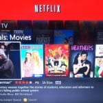 XBOX LIVE Netflix App