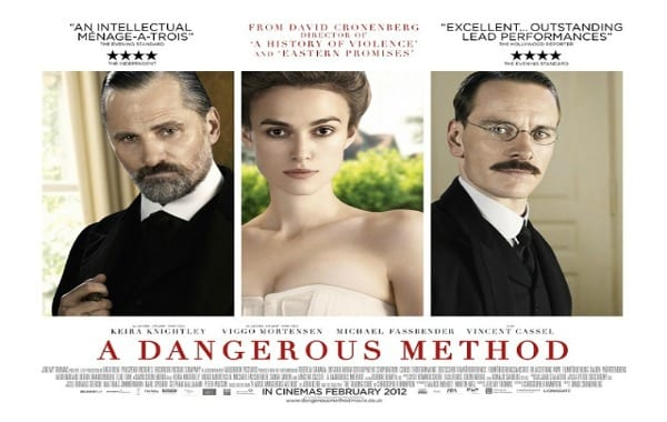 Review: 'A Dangerous Method' and the Audience Split ... Michael Fassbender Wisconsin