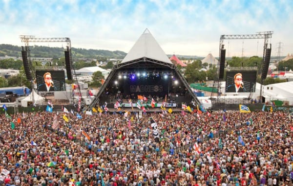 Glastonbury and Oxegen will resume in 2013