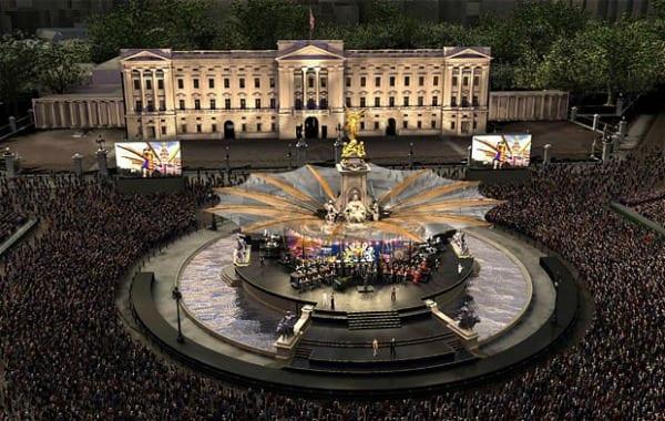 Queen Elizabeth S Diamond Jubilee Concert Performers