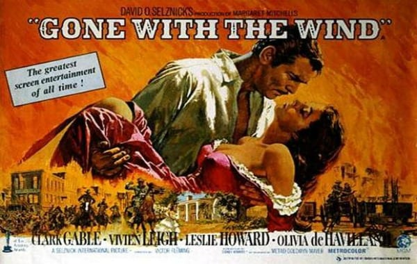 Gone with the wind actress ann rutherford dies for Who played scarlett o hara in gone with the wind