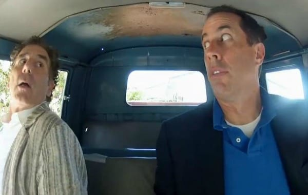 jerry seinfeld releases comedians in cars getting coffee promo. Black Bedroom Furniture Sets. Home Design Ideas