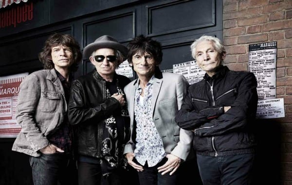 The Rolling Stones celebrate 50th anniversary