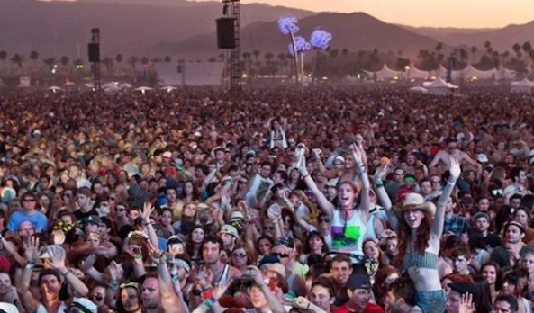 Coachella Plans To Expand To Five Festivals A Year
