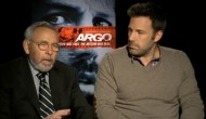 Ben Affleck and Tony Mendez Interview ARGO