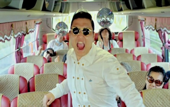 "PSY's ""Gangnam Style"" Passes 1 Billion Youtube Views"