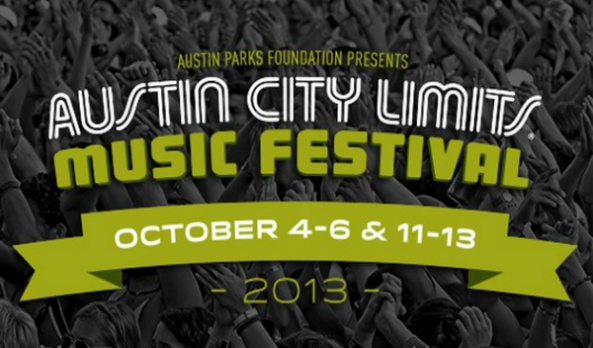 Austin City Limits Music Festival Lineup Announced
