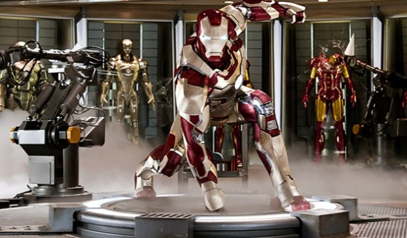 'Iron Man' Stays Strong, Beats 'Gatsby' in Box Office