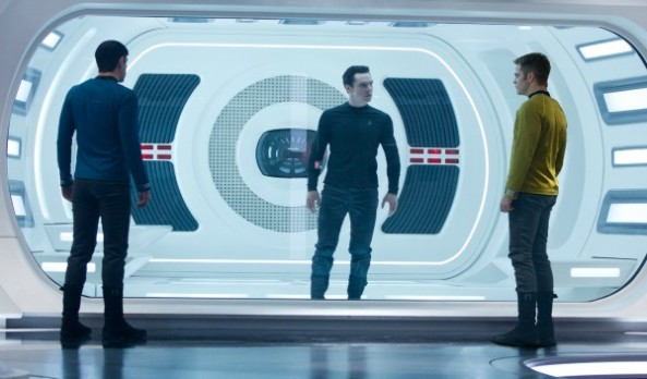 'Star Trek' Overcomes 'Iron Man' in Weekend Box Office