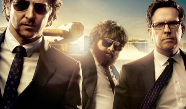 Interview: The Cast of 'The Hangover III' on Jake's Takes
