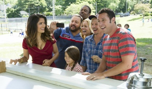 WIN Advance Screening Passes to GROWN UPS 2!
