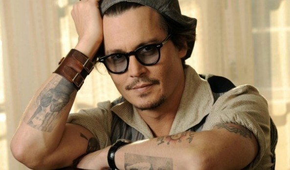 "Johnny Depp Reveals He's ""Blind As A Bat"""