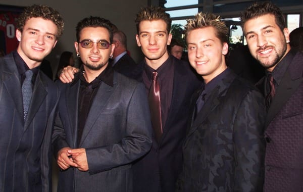 �n sync joins twitter � backstageolcom