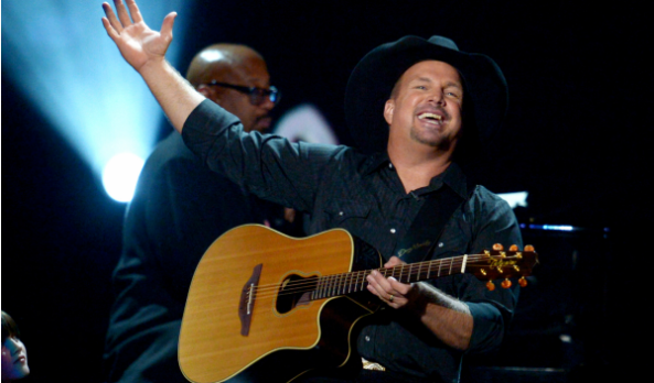 Garth Brooks Announces World Tour