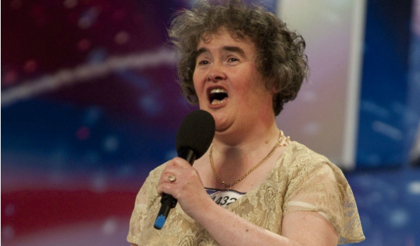 Singing Sensation Susan Boyle Diagnosed with Asperger's Syndrome