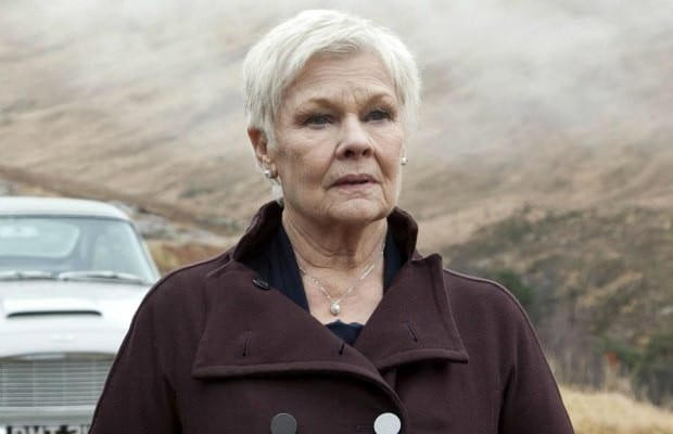 Judith Dench 2013 Hairstyle | Short Hairstyle 2013