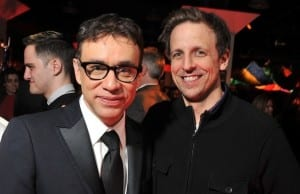 Seth Meyers Names Fred Armisen 'Late Night' Bandleader