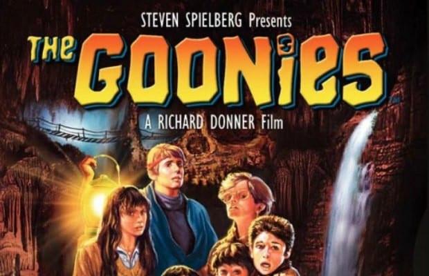 Goonies 2 Steven Spielberg Wrote...