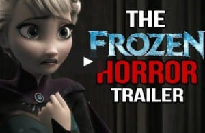 Frozen Horror Trailer