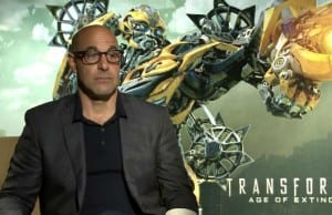 Transformers - Stanley Tucci