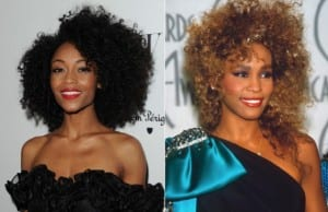Yaya DaCosta To Play Whitney Houston In New Biopic