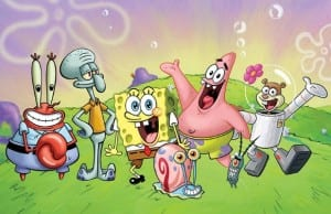 Watch Trailer For 'The SpongeBob Movie: Sponge Out Of Water'