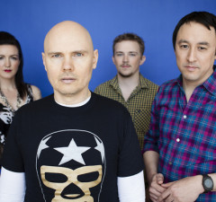 Smashing Pumpkins Complete New Album, Reveal Track List