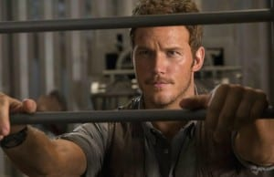 New Image of Chris Pratt in 'Jurassic World' (Photo)
