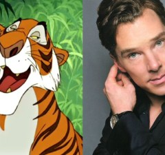 Benedict Cumberbatch To Play Shere Khan In 'Jungle Book'