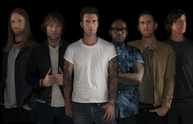 Maroon 5 Announces 2015 World Tour