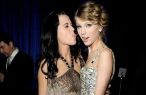 Is Katy Perry Feuding with Taylor Swift?