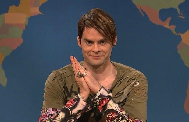 Bill Hader To Host SNL In October