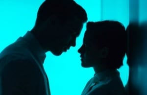 First Look: Kristin Stewart And Nicholas Hoult In 'Equals'