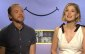 Simon Pegg & Rosamund Pike