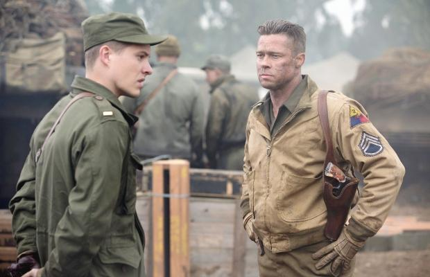 Box Office Recap: Brad Pitt's 'Fury' Conquers With $23.5M