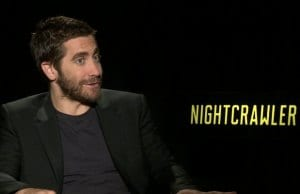 Jake Gyllenhaal stars in Nightcrawler