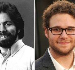 Steve Wozniak and Seth Rogen