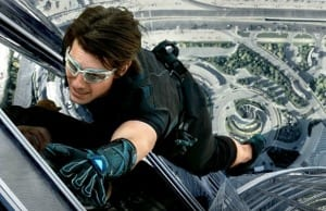 VIDEO: Tom Cruise Attempts Insane 'Mission: Impossible 5' Stunt