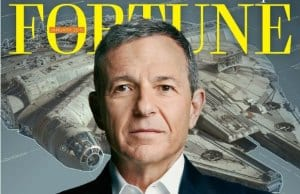Bob Iger Fortune cover featured