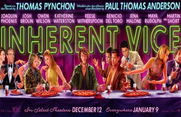 Inherent Vice moive