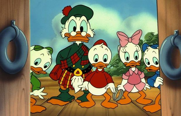 Disney xd orders 'ducktales reboot for backstageol