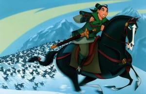 Disney Developing Live-Action 'Mulan'