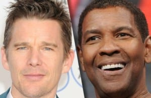 Denzel Washington and Ethan Hawk join Magnificent Seven