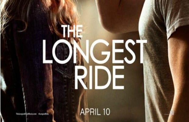 The Longest Ride movie