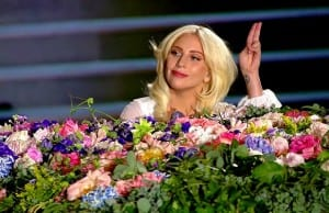 Lady Gaga Performs Stunning Cover of John Lennon's 'Imagine'