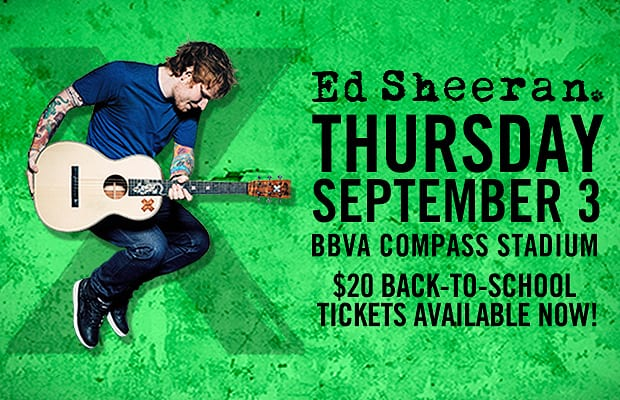 Win a meet greet tickets to ed sheeran at bbva compass stadium win a meet greet tickets to ed sheeran at bbva compass stadium backstageol m4hsunfo