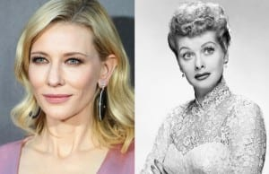 Cate Blanchett To Star As Lucille Ball In Biopic