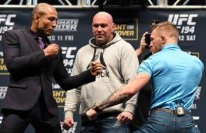 Aldo vs McGregor