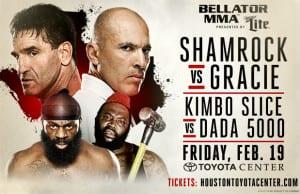 Bellator 149: Shamrock vs. Gracie